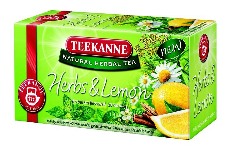 Herbs & Lemon