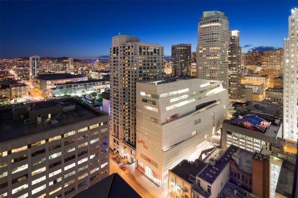 Επέκταση μουσείου MOMA, στο Σαν Φραντζίσκο, Snøhetta