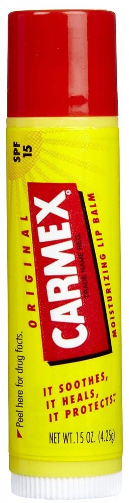 Carmex Lip Balm, Only $0.50 at Walgreens!