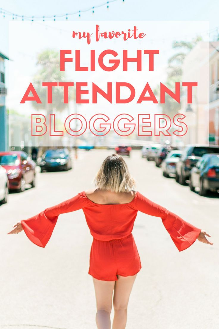 My favorite flight attendant bloggers & vloggers to follow // thinkelysian.com