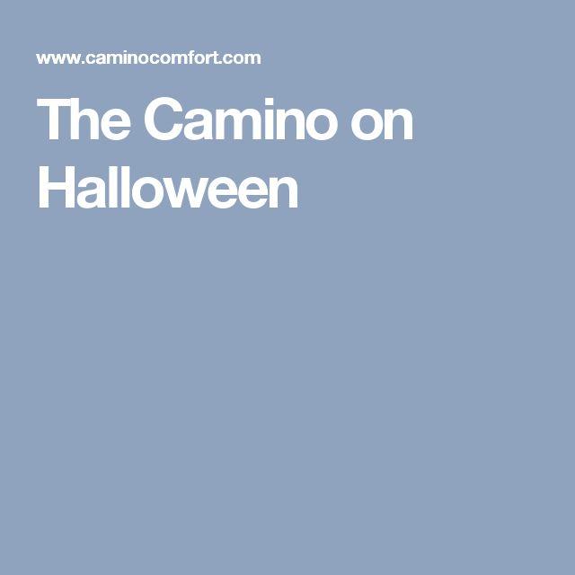 The Camino on Halloween