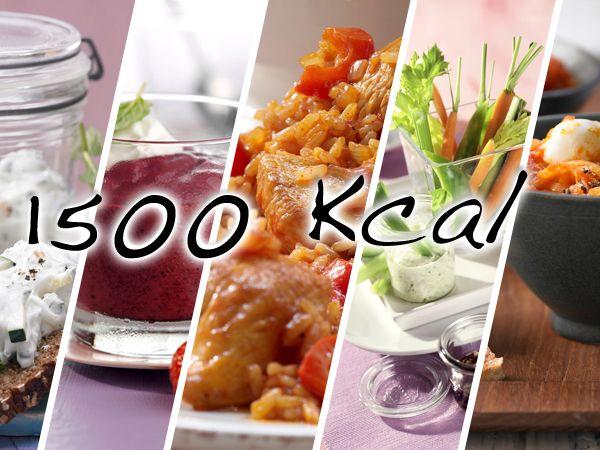 1500-Kalorien-Tag: Fitter Start ins neue Jahr   eatsmarter.de