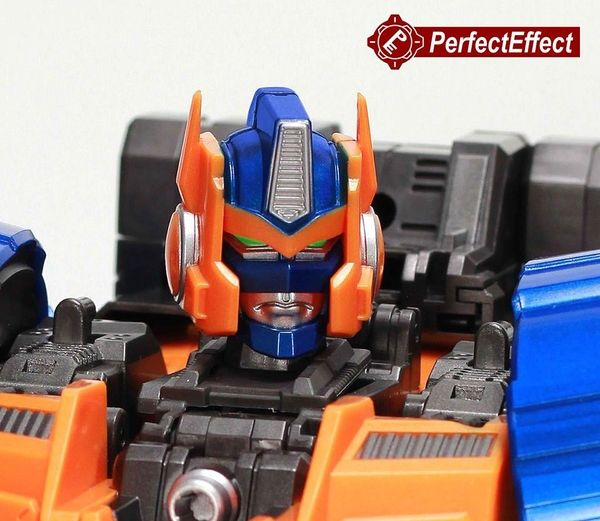 Perfect Effect Unofficial Optimal Optimus Beast Gorira Delayed, New Photos Released