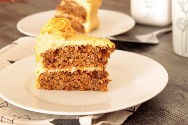 Recomiendo by Pola & Cleme: Carrot Cake