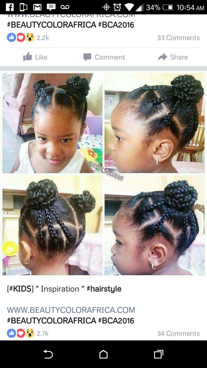 best petites filles images on pinterest children hair for kids