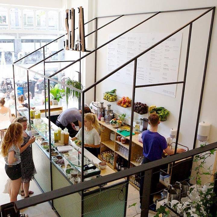 SLA Amsterdam | Salades, soepen & snacks | Trend: Healthy, Slow, Urban | 2013