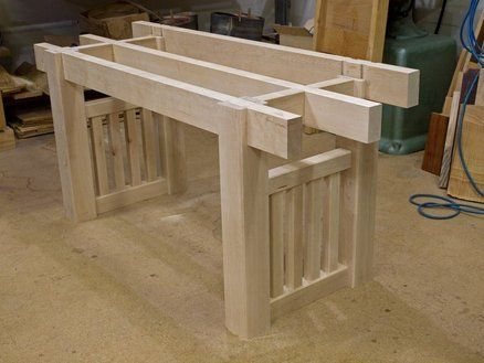 Table Base For A 3 X 6 400 Granite Slab