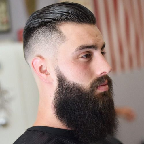 how to cut a high and tight fade