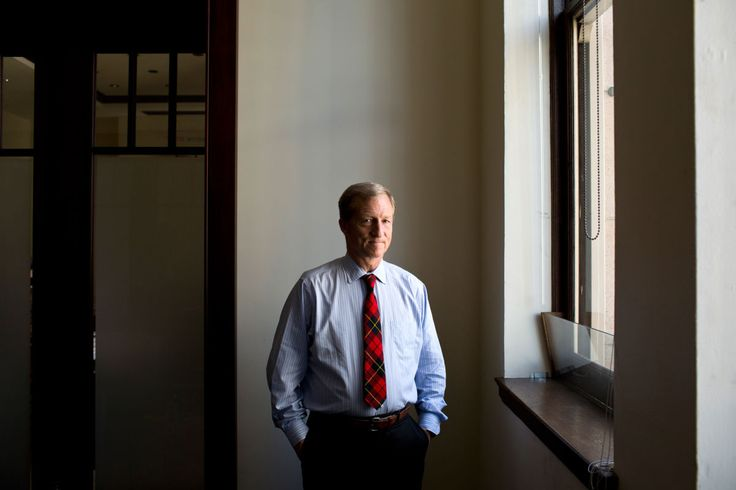 Could Tom Steyer's Ad Campaign Swing the Senate?