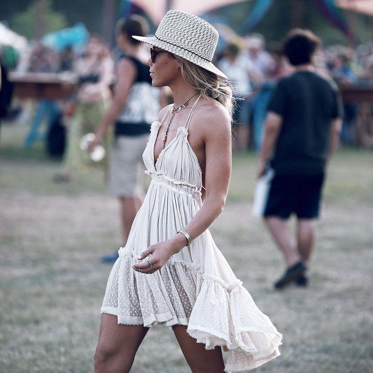 Calypso Boho Summer Dress