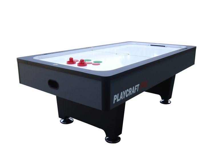 Playcraft Easton 2 8 Air Hockey Table With Retractable Scorer Air Hockey Table Air Hockey Table
