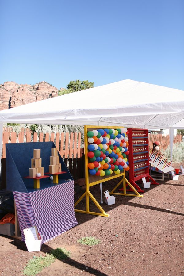 Real Wedding – A Carnival Of Colours In The Desert