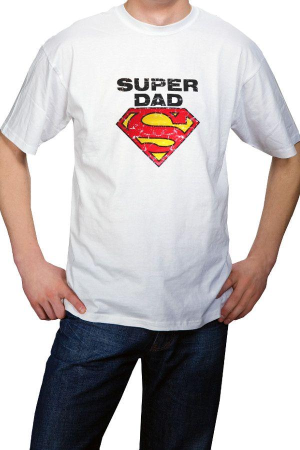 Koszulka dla Taty Super Dad 2