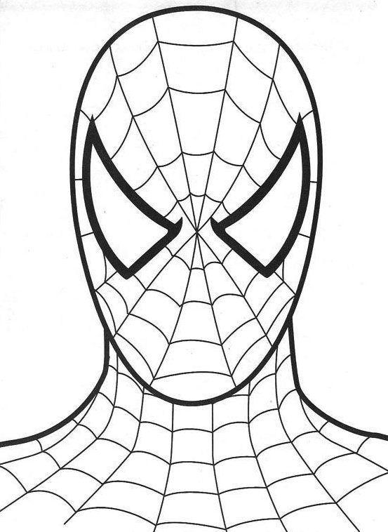 spiderman ausmalbilder kostenlos malvorlagen windowcolor
