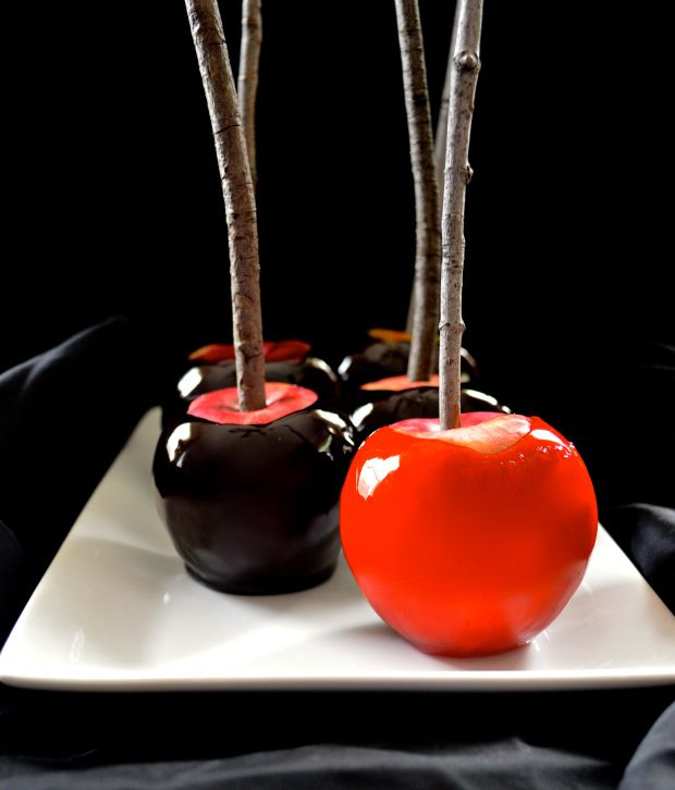 Candy Apple recipe with step-by-step pictures!