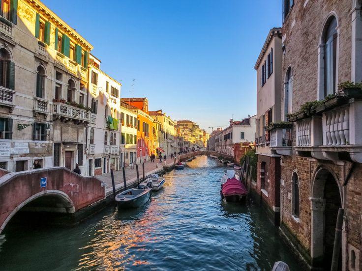 Vous planifiez un séjour à Venise? Voici nos 6 coups de coeur à ne pas manquer!