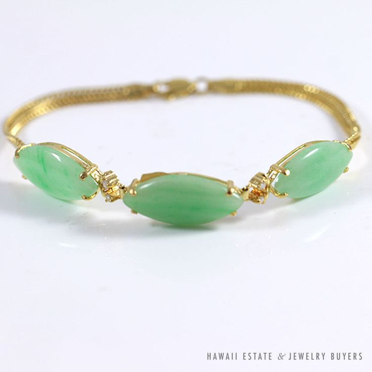 875 best Estate Jade Jewelry images on Pinterest