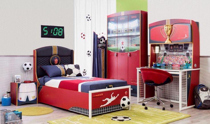 Introducing Football Series Furniture