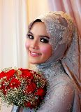 Model Hijab Untuk Akad Nikah