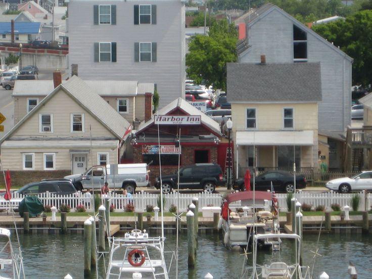 Ocean City, Maryland Harbor Inn bar oldest bar in OC taken ...