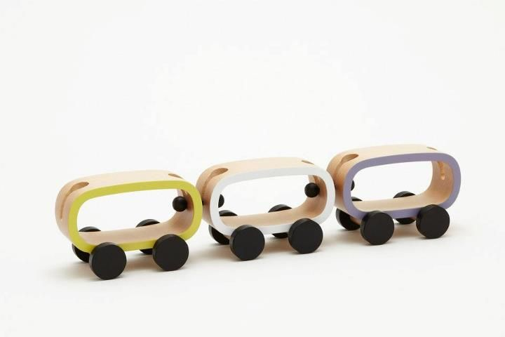 Buchi - A new line of wooden toys and furniture for kids