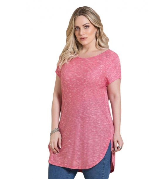 Blusa alongada feminina | Compre no Posthaus