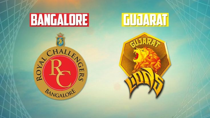Today's match between Royal Challengers Bangalore Vs Gujarat Lions M. Chinnaswamy Stadium, Bengaluru. #IPL Updates www.chennaiungalkaiyil.com