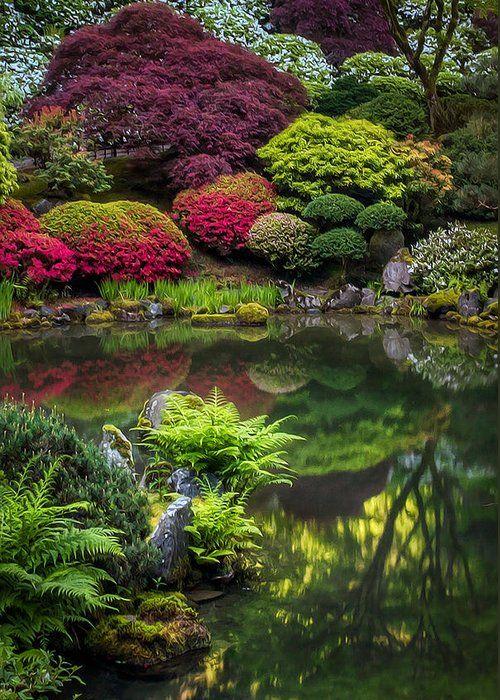 Les 649 meilleures images du tableau jardins japonais for Conception jardin chinois