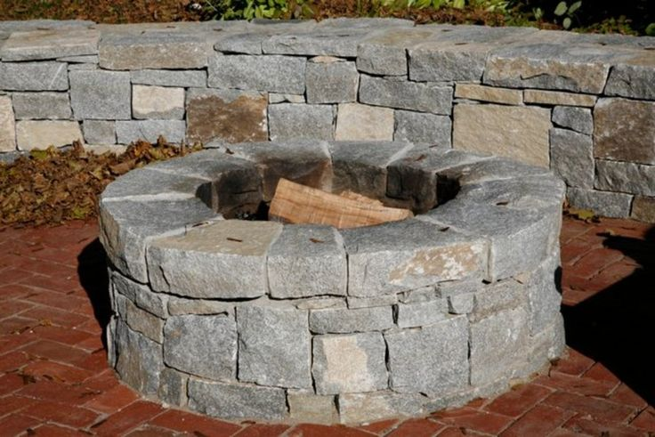 Outdoor Stone Fire Pit Kits and Fire Pit Inserts - 19 Best Outdoor Fire Pit Kits Images On Pinterest Firepit Ideas