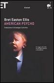 American Psyco - B. E. Ellis