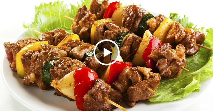Маринады для шашлыка: ТОП-13 рецептов!
