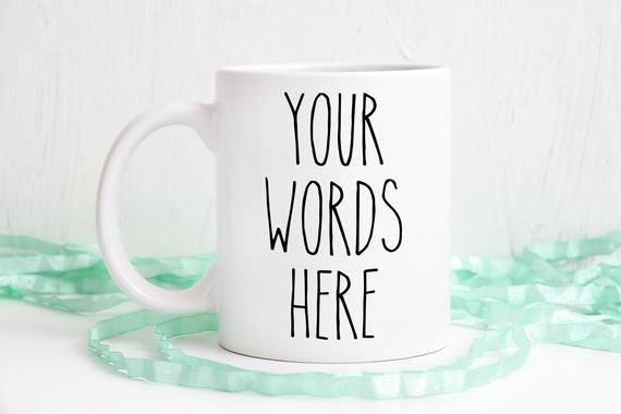 Custom Mug Coffee Mug Personalized Mug Customized Mug Cup Etsy Customised Mugs Personalized Mugs Custom Mugs