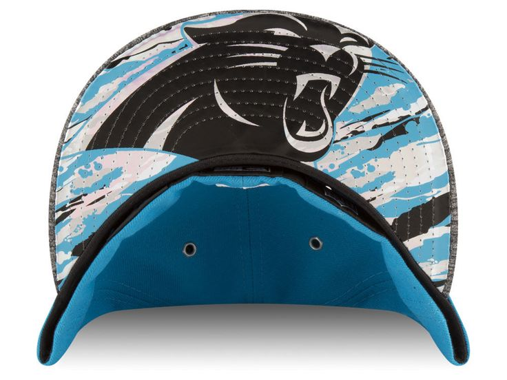 Carolina Panthers New Era 2016 NFL Draft On Stage 59FIFTY Cap