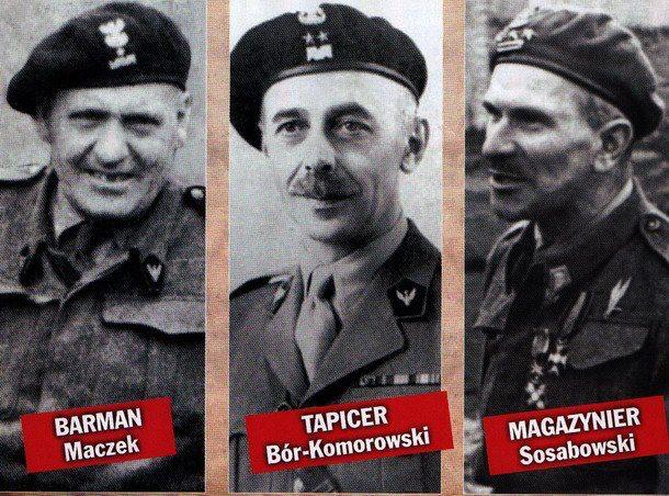 Polish Generals.