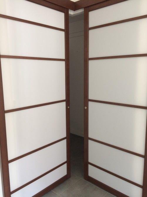 1000 id es sur le th me cloison japonaise sur pinterest porte coulissante j - Cloison coulissante sur mesure ...