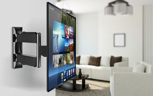 9 best P4 ARTICULATING CANTILEVER TV WALL MOUNT FITS 32-47\