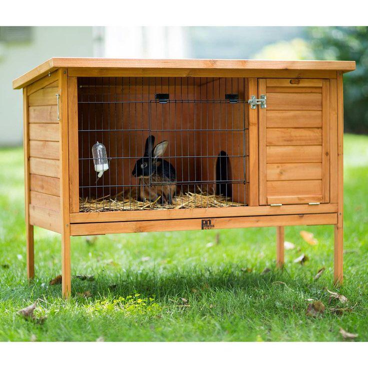 25 best ideas about rabbit hutches on pinterest bunny for Rabbit hutch ideas