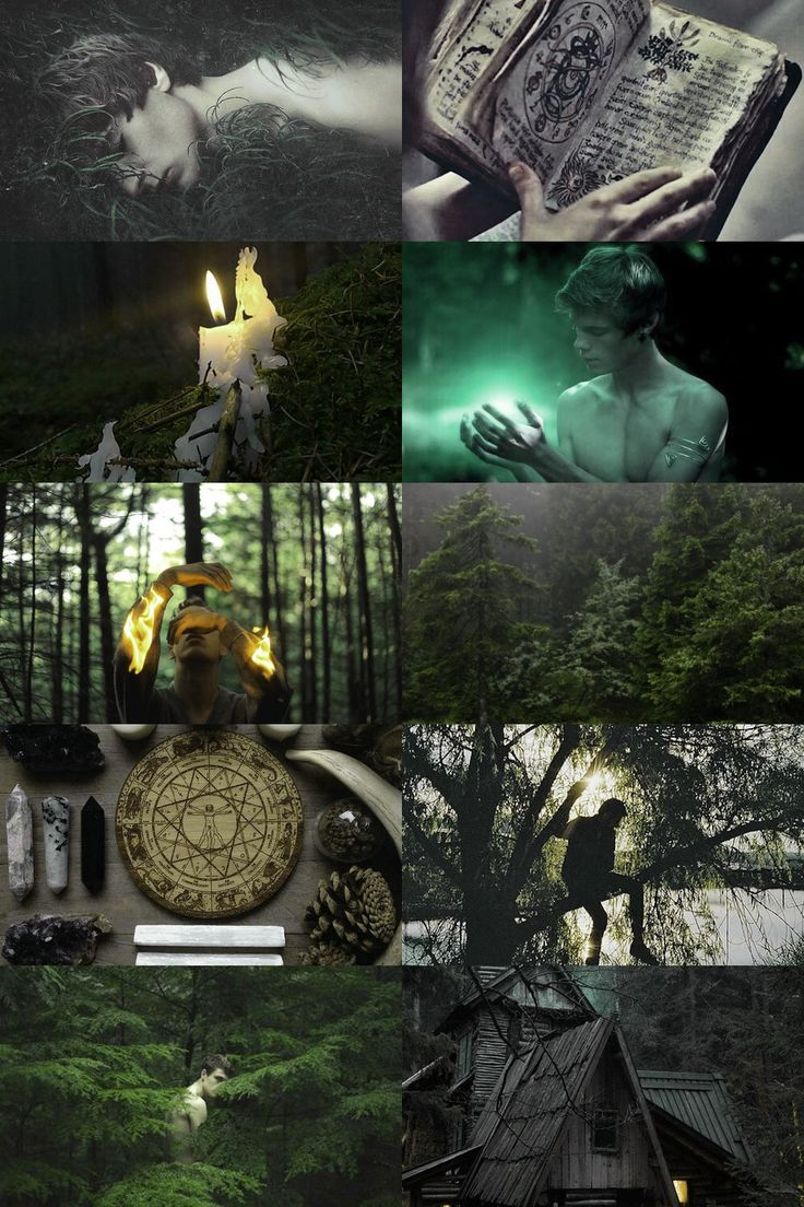 I love this! How I wish to be in a deep forest somewhere, with male Druids placed plentifully about!