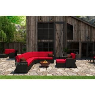 Check Out The Forever Patio FP BAR 7SEC EB 7 Piece Barbados Sectional ·  Outdoor SectionalsOnline Furniture StoresAffordable ...
