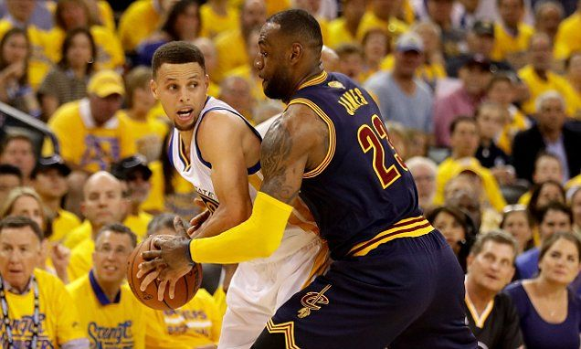 Golden State Warriors beat Cleveland Cavaliers 104-89in NBA finals opener as Shaun Livingston hits 20 points from bench | Daily Mail Online