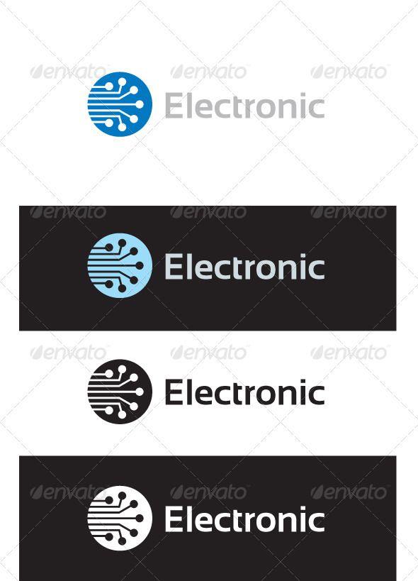 17 Best images about Electronics logo ideas on Pinterest ...