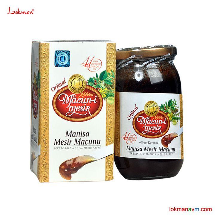 Macun-i Mesir Manisa Mesir Macunu Metabolizma Bağışıklık Güçlendirici http://www.lokmanavm.com/manisa-mesir-macunu