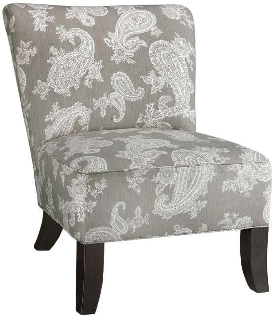 Good Love This Side Chair   Chelsea Silver