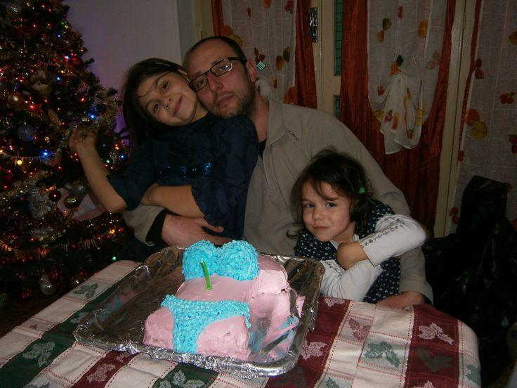 Torta per il compleanno del Maritino <3 <3