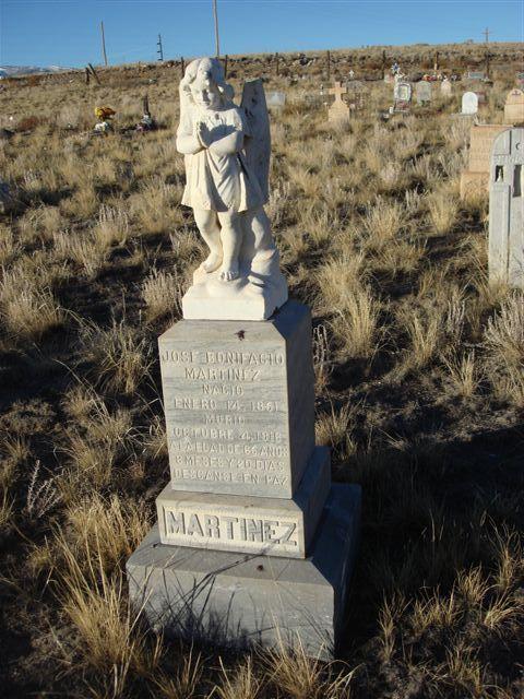Jose Bonifacio Martinez (1851 - 1916) - Find A Grave Photos