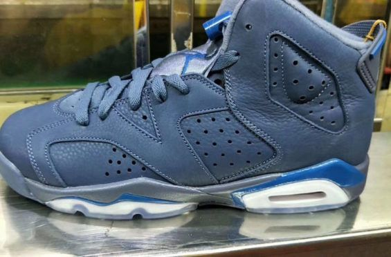 8b33d1de2b2c Get A First Look At The Air Jordan 6 Jimmy Butler Release Date  October  2018Price