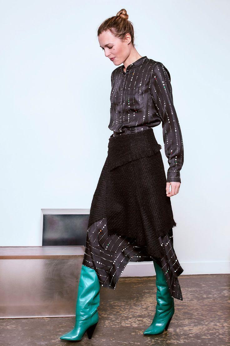 Défilé Isabel Marant Pré-collections automne-hiver 2016-2017#dfil-13
