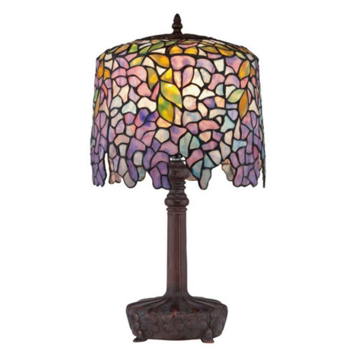 Quoizel TF1139T Tiffany Table Lamp - TF1139T