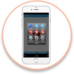 Nano Browser for iPhone/iPad Nano Browser is India's first browser which runs on multiple devices like iOS and Android phones, MAC and Window PCs, Android tablets.
