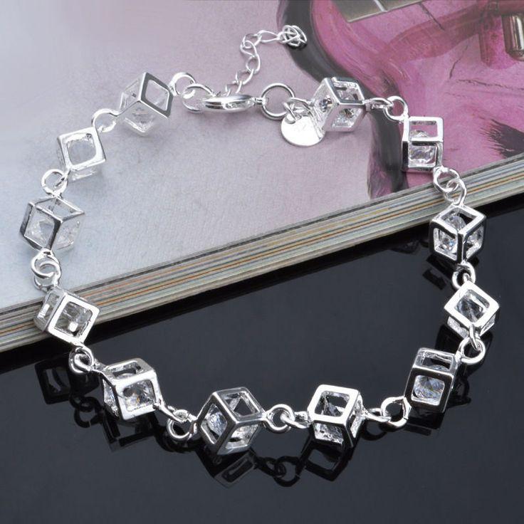 Bracelets de charme en argent 925